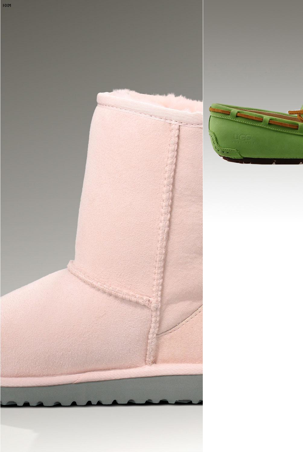boots homme style ugg