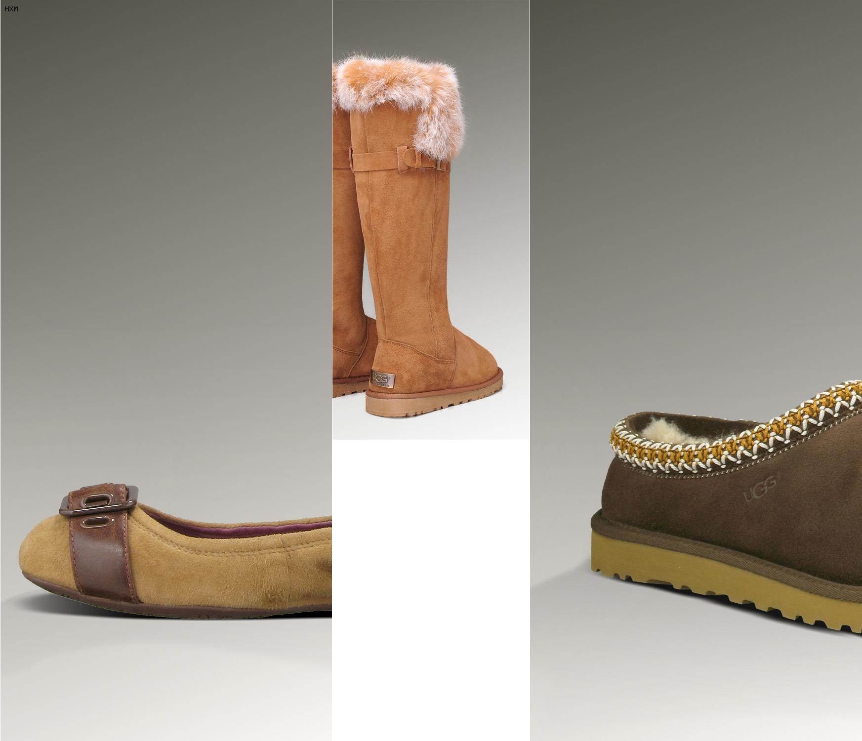 chausson ugg homme pas cher