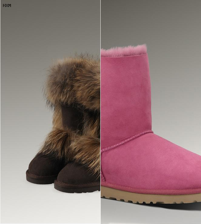 ugg grise taille 35