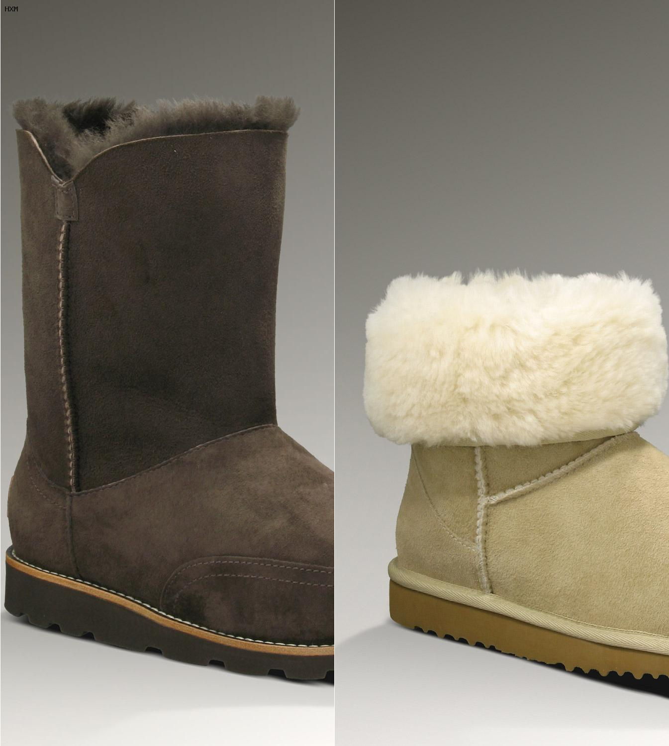 uggs taille grand ou petit